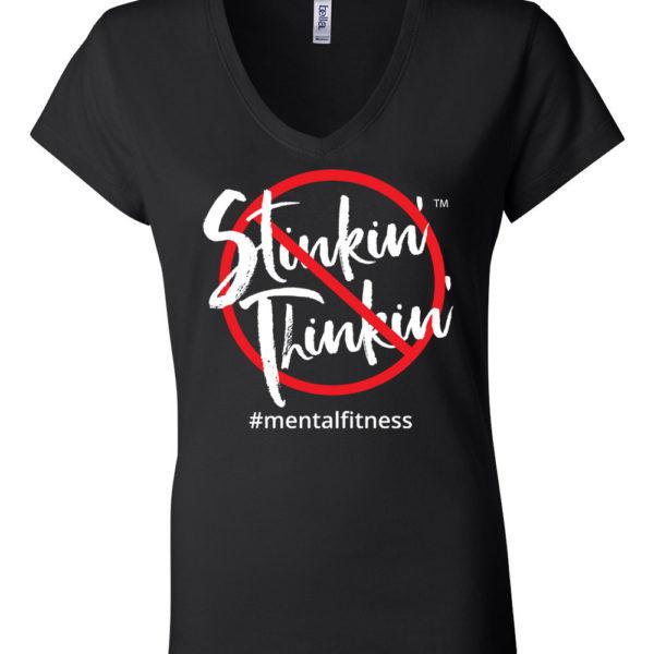 stinkin-thinkin-vneck-black