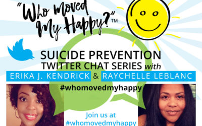 Suicide Prevention Twitter Chat Series