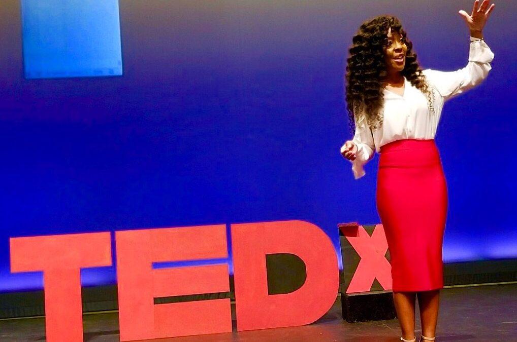 Erika's TEDx Talk